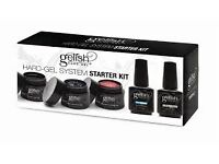 Harmony gelish hard gel kit brand new
