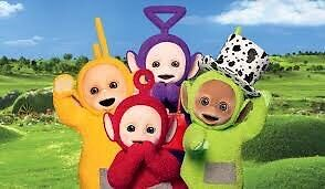 Looking for Teletubbies items pleasein Ipswich, SuffolkGumtree - Looking for teletubbie items please. No DVDs or bedding looking for toys ) Can collect in Ipswich, cash waiting Please message me with pics
