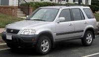 2000 Honda CRX SUV, Crossover