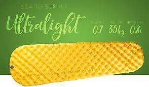 Sea to Summit Ultralight Mat Melbourne CBD Melbourne City Preview