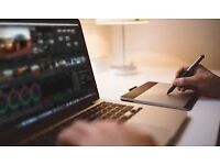 Video Editor Available to Work With Your Footage.