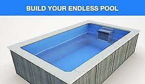 ENDLESS SWIMMING POOL - FREE TO DISMANTLE AND COLLECT | in ...