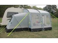 KAMPA RALLY 260 PLUS WITH UNUSED ANNEX VERY GOOD CONDITION