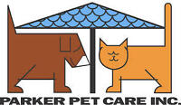 Parker Pet Care is hiring part time Animal Care Workers