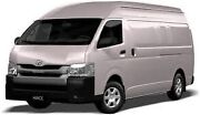 Van rental/ hire  Guildford Parramatta Area Preview
