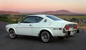 LOOKING FOR A  MAZDA RX4