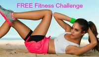 FREE Spring Fitness Challenge!