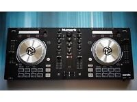 brand new mixtrack pro 3 boxed good condition as new unused dj controller numark