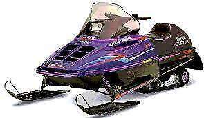 running motor polaris 1997 xlt 600