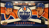 2013-14 Edmonton Oilers Sealed Hockey Boxes In Stock NOW!