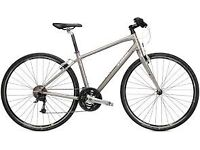 Ladies Nearly New Trek 7.4 lightweight hybrid bike. Perfect condition, as new. £400 ONO