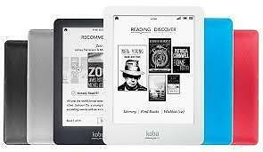 Liquidation Sales of over 10,000 Kobo Ereaders & Tablets.