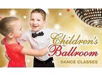 Little Strictly Kids Ballroom dance classes