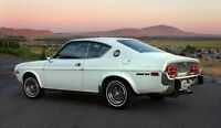LOOKING FOR 1974 MAZDA RX4