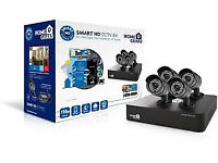 ahd cct security kit system dvr smart phone view