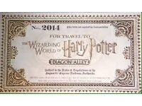 Harry Potter World Tickets - 2
