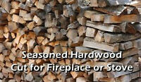 Clean Birch, Cherry, Apple and Mixed Hardwood Firewood Delivered