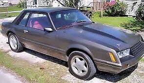 Wanted 1980 Ford Mustang Coupe Rolling Chassis