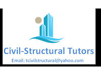 Civil and Structural Engineering tutorial help