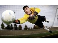 Current or Ex Pro or Semi Pro Football Goalkeeper Needed for 1hr Work - £100 Paid!