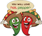 Hot Pepper - Spice Up Ur Life!
