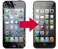 Crack/Broken Iphone 4S/5/5C/5S/6/6s LCDs repair starting *$59*