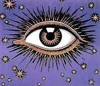 The Blind Psychic Sees Through Your Eyes