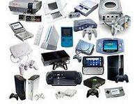 retro consoles computers