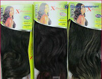 Hair weave extension