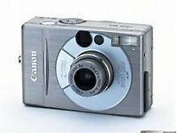 Canon DIGITAL IXUS 300 camera