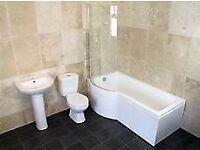 Francis Bathroom Installation