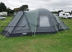 Outwell Hartford S 4 man dome tent. & Outwell Hartford S 4 man dome tent.   in Dorchester Dorset   Gumtree