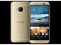 HTC m9 Gold. 32g