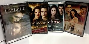 4 Twilight series - 2 dvd Special Editions Dvds - one  price