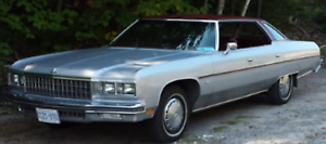 1976 Chevrolet Caprice - Mint and Factory Condition