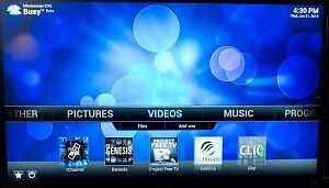 Programmation TV Box Android KODI / XBMC - jailbreak Apple TV 2