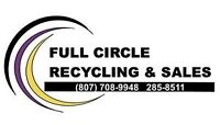 FREE recycling for all APPLIANCES and ELECTRONICS