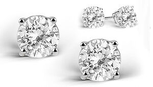 Swarovski Earrings & Pendent Necklaces (Blowout)
