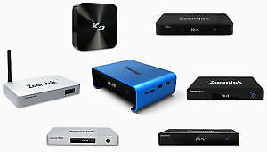 ZOOMTAK Premium Android Box Sale ALL MODELS