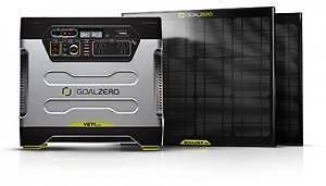 Goal Zero - Yeti 1250 Solar Generator Kit Coorparoo Brisbane South East Preview