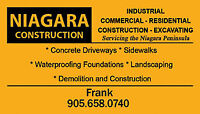 NIAGARA CONSTRUCTION - Industrial, Commercial and Residential