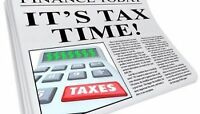 LAST WEEK TO FILE YOUR TAX RETURN!!