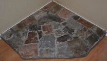 TILE HEARTHS wood heater floor protector Adelaide CBD Adelaide City Preview