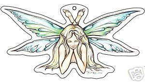 Fairy Girl Air Freshener Freshner Shanna Trumbly  Faery Car Fragrance