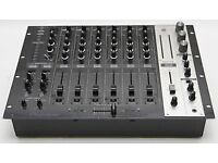 PIONEER DJM1000 6 channel DJ Mixer 2 Mic Ch 3 Band EQ Digital Out Brand