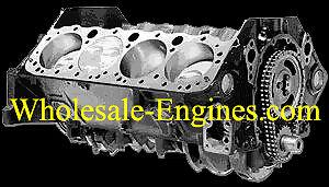 Chevy 305 SHORT BLOCK ASSEMBLY 350HP+ ENGINE MOTOR 5.0 SBC ROLLER 86-95