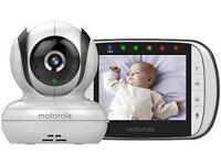 motorola video monitoring new