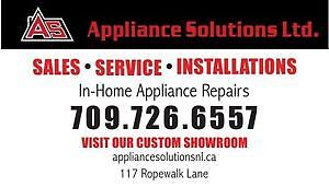 We Service & Carry All Your Appliance Needs!