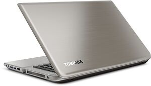 Toshiba P-70 Media/Gaming Laptop