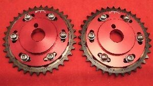 Megan Racing cam gears (pair) for SR20DET engine